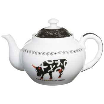 Plateau à cake Vache Black Cow -blckPCL