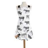 valisette moka en porcelaine vache black cow blckvall