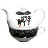 repose the en porcelaine vache black cow blckrthel