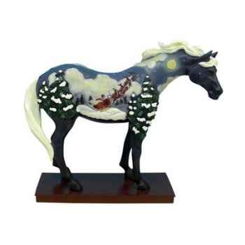 Figurine Painted Ponies cheval The Night Before Christmas -PO12287