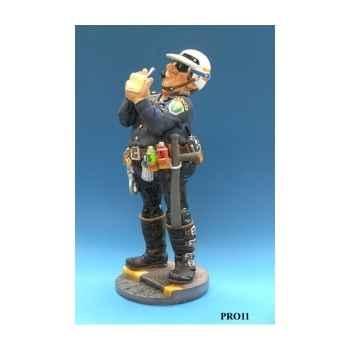 Figurine Profisti Le policier -Pro11