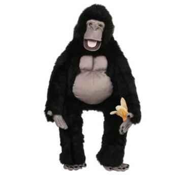 Marionnette à main The Puppet Company Gorille noir -PC004103