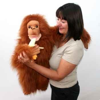 Marionnette à main The Puppet Company Orang-outan -PC004101