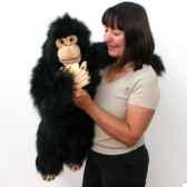 marionnette a main the puppet company chimpanze pc004102