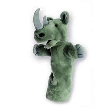 Marionnette à main The Puppet Company Rhinocéros gris -PC006026