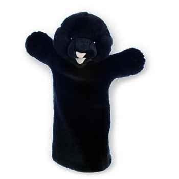 Marionnette à main The Puppet Company Taupe noire -PC006023