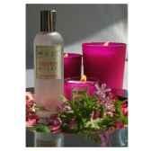 diffuseur tour de table geranium rosat 0632