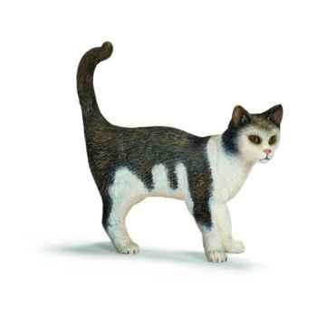 Figurine Chat debout Schleich -13638