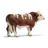 figurine taureau simmentafrancais schleich 13640
