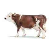 figurine vache simmentafrancaise schleich 13641
