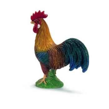 Figurine Coq Schleich -13645