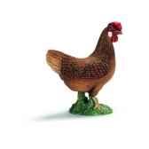 figurine poule schleich 13646