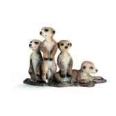 figurine jeune suricate schleich 14388