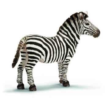 Figurine Zèbre mâle Schleich -14391