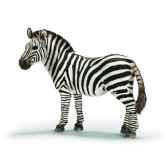 figurine zebre femelle schleich 14392