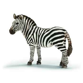 Figurine Zèbre femelle Schleich -14392