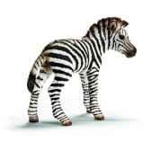 figurine zebre bebe schleich 14393