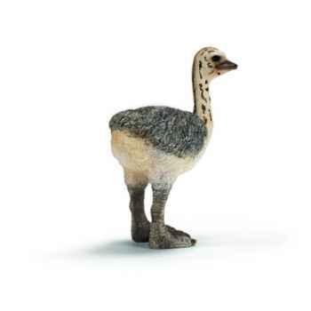 Figurine Bébé autruche Schleich -14398