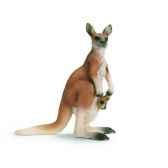 figurine kangourou schleich 14603