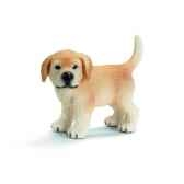 figurine chiot golden retriever debout schleich 16378