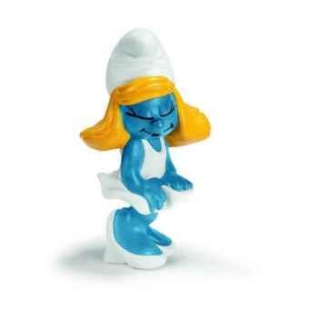Figurine Schtroumpfette actrice Schleich -20713