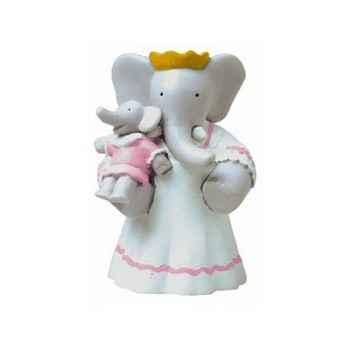 Figurine Plastoy La reine Céleste et Flore - 61252