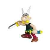 figurine plastoy asterix tenant epee 60501