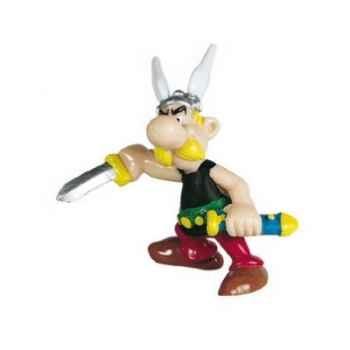 Figurine Plastoy Astérix tenant l'épée - 60501