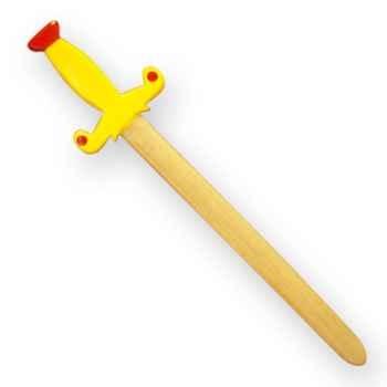 Epée en bois Durandal Le Coin des Enfants  - 04645