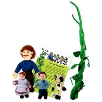Marionnette The Puppet Company Jack et le Beanstalk - PC003046