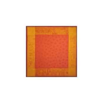 Nappe St Roch rectangulaire 4 Saisons Orange -33
