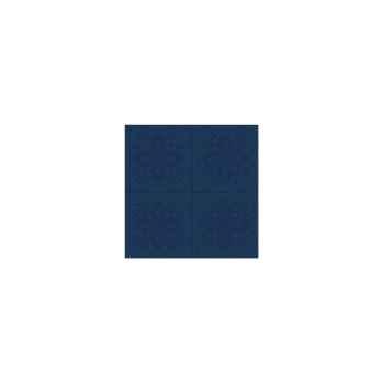 Nappe St Roch rectangulaire Quadrille atlantide 210x300 -77