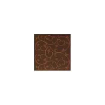 Nappe St Roch maxi rectangulaire Toscane moka 160x300 -91