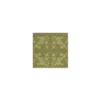 Nappe St Roch rectangulaire Vendange bonzaï pur coton 210x300 -88