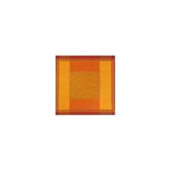 Serviette St Roch 4 Saisons Orange -33