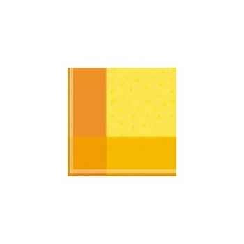 Nappe carré St Roch Sonate Sun -22