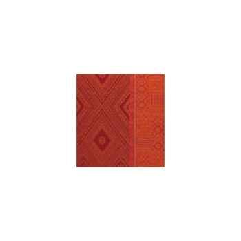 Nappe carrée St Roch Byzance Flanelle 160x160 -11