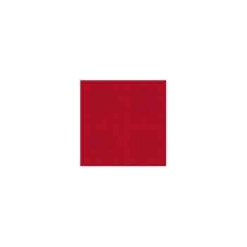Nappe carrée St Roch Quadrille carmin 180x180 -55