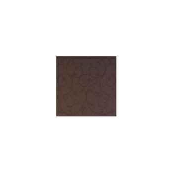 Nappe carrée St Roch Toscane platine 160x160 -19