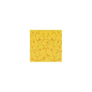 Nappe carrée St Roch Toscane soleil 160x160 -22