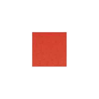 Nappe carrée St Roch Toscane orange 180x180 -33