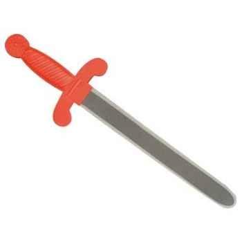 Epée mousse Le coin des enfants rouge -15191