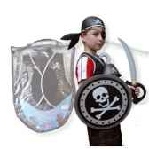 pack armure mousse le coin des enfants pirate 17720