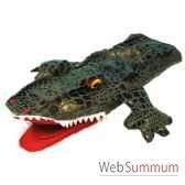 marionnette a main anima scena crocodile 17607