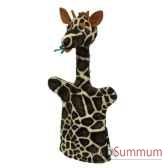 marionnette a main anima scena girafe 17577