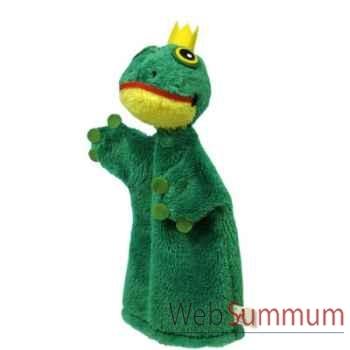 Marionnette à main anima Scéna grenouille roi -17645