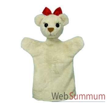 Marionnette à main anima Scéna ourse fille -17621