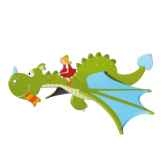 mobile volant le coin des enfants humphrey le dragon 15061