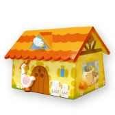 tirelire maison le coin des enfants ferme 08599