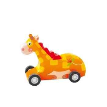 Voiture à friction Le coin des enfants girafe -18062